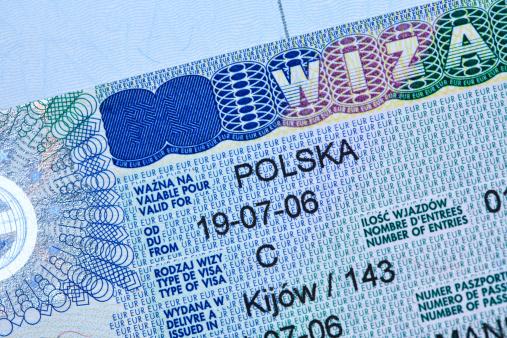 Какая виза нужна в Польшу
