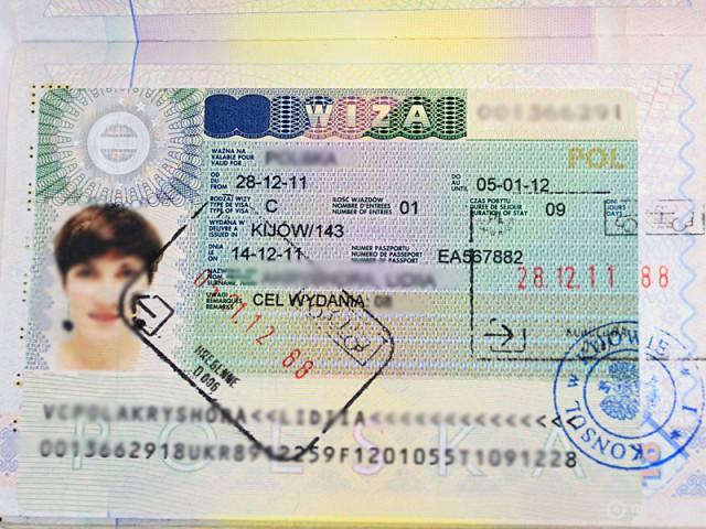 краткосрочный туристический шенген в Польшу